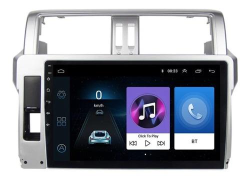 Radio Pantalla 10.1 Toyota Prado Tx 2014-2018 Android Wifi