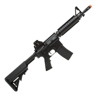 Rifle De Airsoft Aeg Colt M4a1 Cqbr - Cybergun Calibre 6mm