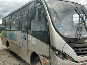 Micro Ônibus Rodoviario Cabinado Luxo 2013 28 Lugares