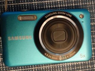 Camara Samsung Sl605