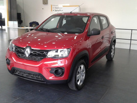 Autos Renault Kwid 1.0 66cv Life Zen Intens Iconic Clio Gol