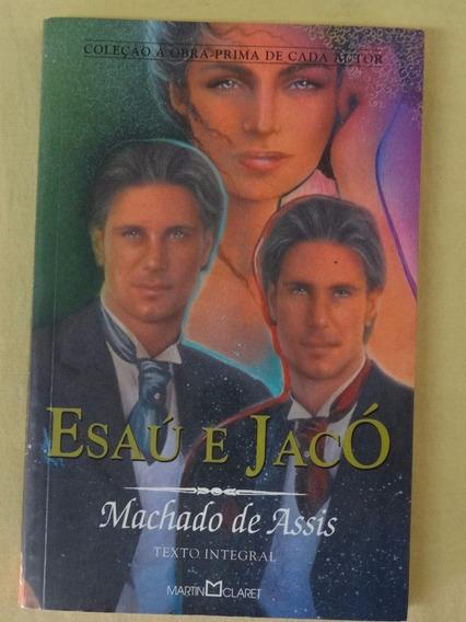 Esaú E Jacó - Machado De Assis - Editora Afiliada