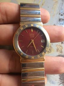 Relógio Dummont Slim Peça De Coleção