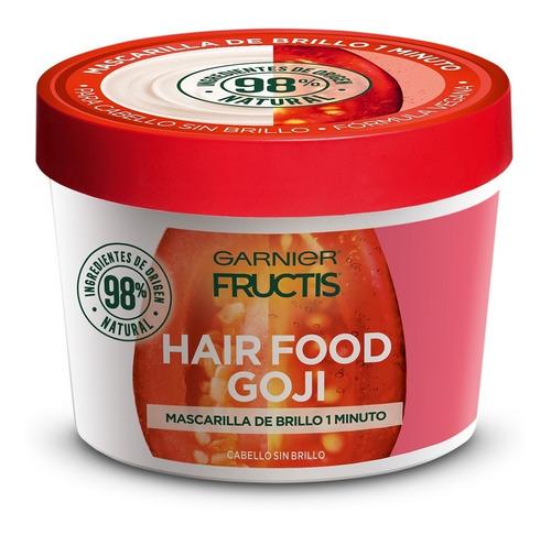 Mascarilla Natural Cabello Con Goji Hair Food Fructis