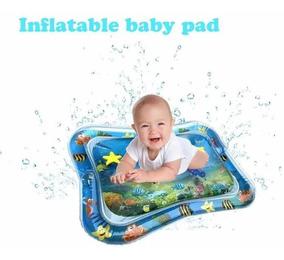 Tapete Inflável Para Bebê Água E Ar Recreativo