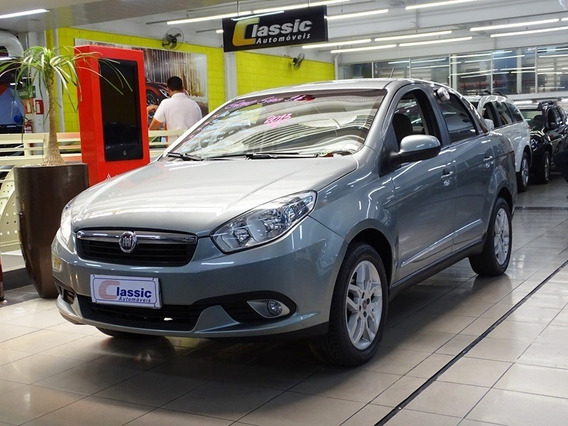 Fiat Grand Siena Essence 1.6 16v Dualogic
