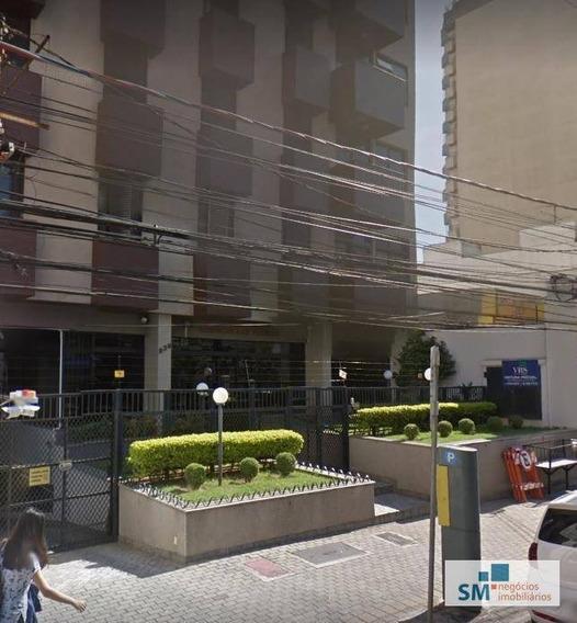 Apartamento Residencial À Venda, Centro, Jundiaí. - Ap0865