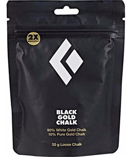 Magnesia Black Diamond Black Gold 30g Loose Chalk