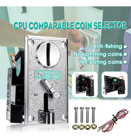 Multi-coin Selector Aceptador Token Para Arcade Videojuegos