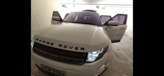 Land Rover Range Rover Evoque 2.0 Turbo Si4pured5p