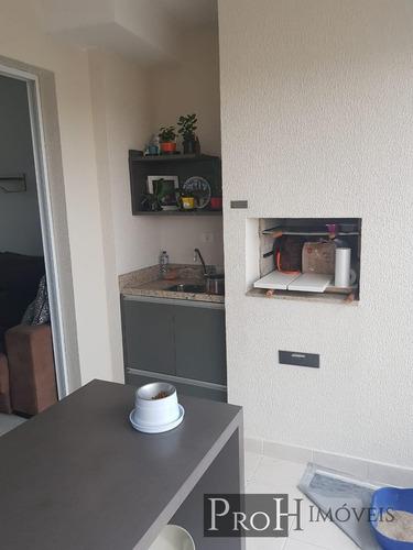 Imagem 1 de 8 de Apartamento 3 Dorms, 1 Suíte E Lazer Completo- R$ 780.000,00