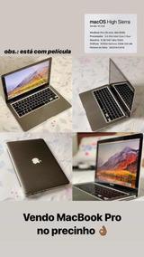 Macbook Pro 13 Zeradinho