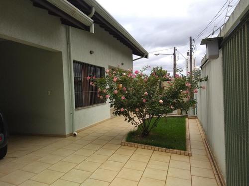 Casa À Venda Em Jardim Chapadão - Ca017634