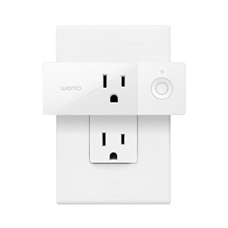 Wemo Mini Smart Plug, Wi-fi, Funciona Con Amazon Alexa