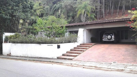 Casa En Alquiler La Lagunita 0212-9619360