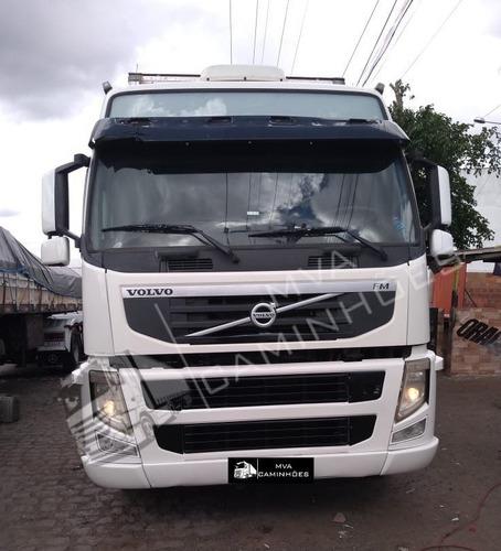Imagem 1 de 14 de Caminhão Volvo Fm 370 - 6x2 T