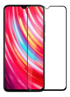 Vidrio Templado Completo Xiaomi Redmi Note 8 Pro