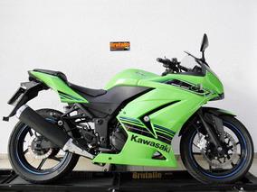 Kawasaki Ninja 250r 2012 Verde