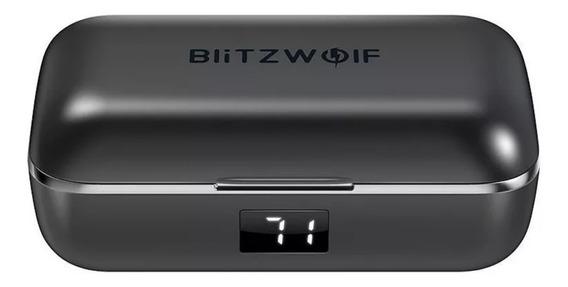 Fone Bluetooth 5.0 Blitzwolf Bw-fye6 True Hi-fi Stereo