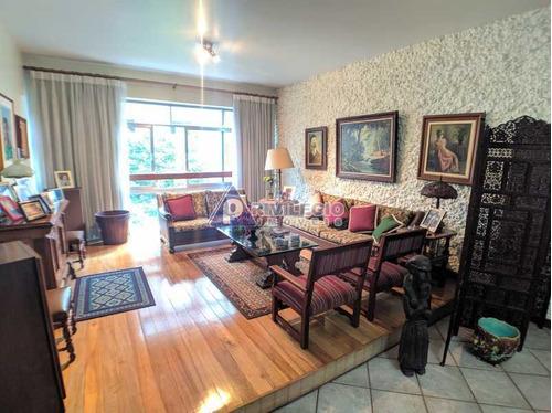 Apartamento À Venda, 3 Quartos, 1 Vaga, Copacabana - Rio De Janeiro/rj - 18810