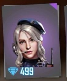 Personaje Laura | Free Fire Súper Oferta!!
