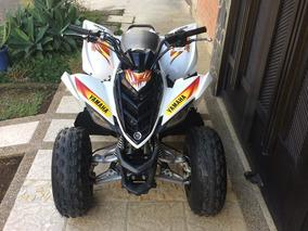 Cuatrimoto Yamaha Raptor 90cc 2013
