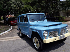 Rural F75 F 75 Ford Willys 70