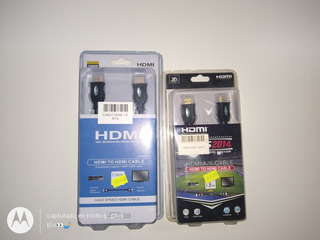 Cable Hdmi 1,8 Mtrs Full He 1080p V1.3