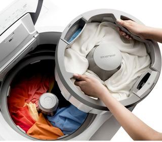 Máquina De Lavar Brastemp 15kg Double Wash Bwd15ab