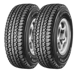 Kit X2 Firestone 215 80 R16 107s Destination A/t