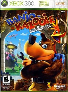 Juego Xbox 360 / Futuro
