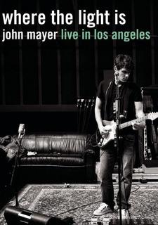 Dvd John Mayer Where The Light Is En Stock Musicanoba