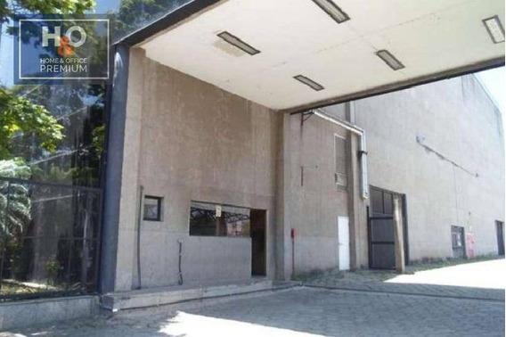 Galpão Comercial Para Locação, Interlagos, São Paulo. - Ga0090