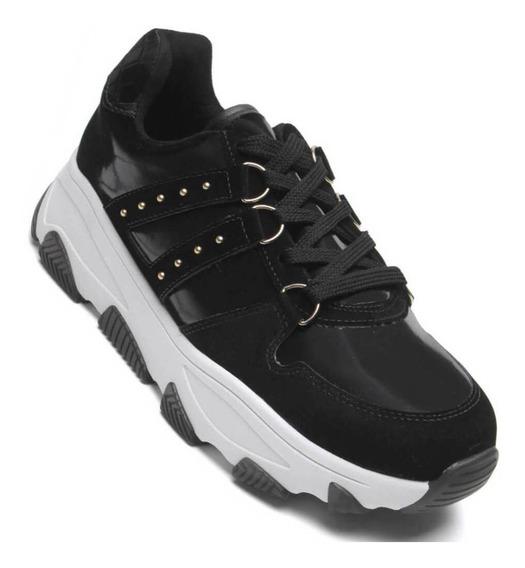 Tênis Vizzano Sneaker Chunky Feminino