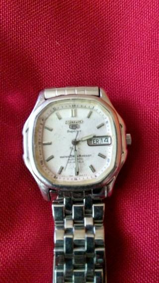 Relógio De Pulso Seiko 5