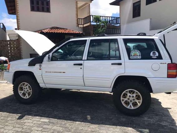 Jeep Grand Cherok Limit