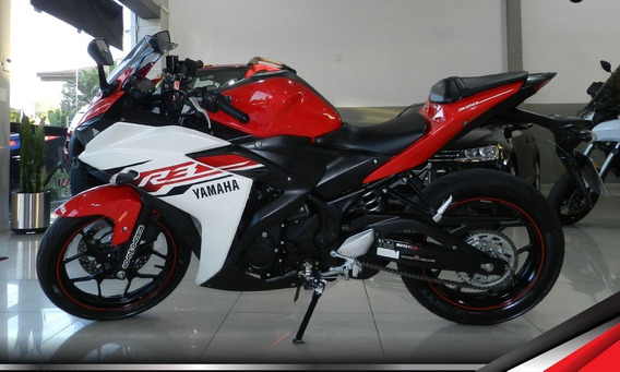 Yamaha R3 320 Impecável Procedência Top 42cv Linda
