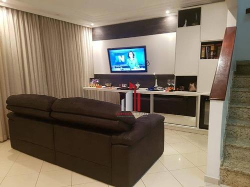 Sobrado Com 3 Dormitórios À Venda, 126 M² Por R$ 586.990,00 - Vila Pirituba - São Paulo/sp - So0117