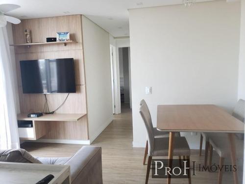 Imagem 1 de 15 de Apartamento Para Venda Em São Paulo, Jardim Guairaca, 2 Dormitórios, 1 Banheiro, 1 Vaga - Verbabi