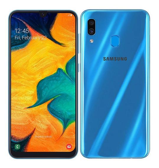 Samsung Galaxy A30 32gb 3gb 6.4 - Azul