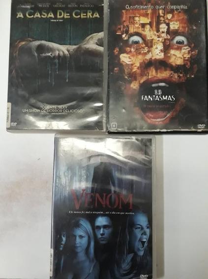 Tres Filmes Originais Usados