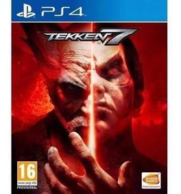 Tekken 7 - Pt-br Ps4 Psn - | Portugues | Ps4 2 | Promoção