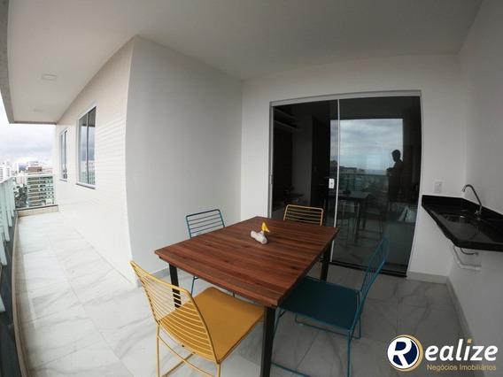 Apartamento Novo De 03 Quartos || Praia Do Morro (parcelamento Direto Com O Proprietário) || Realize Negócios Imobiliários - Ap00403 - 34376201