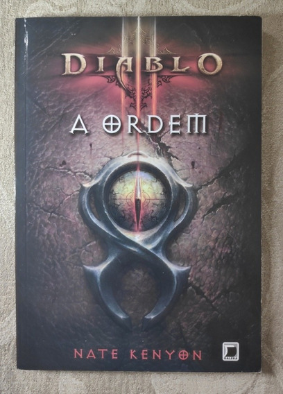 Livro Diablo A Ordem