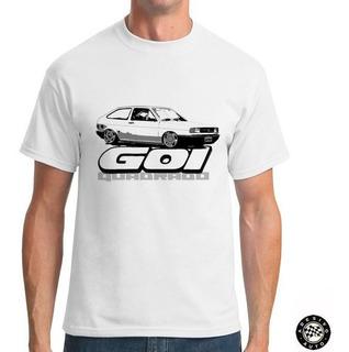 Camiseta Gol Quadrado Rebaixado Goleta + Adesivo Exclusivo