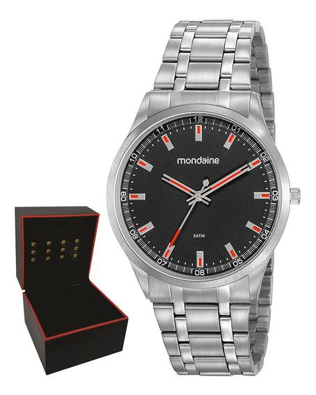 Relógio Mondaine Masculino Original Garantia Nf 99449g0mvns1