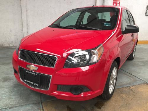 Imagen 1 de 15 de Chevrolet Aveo Ls Aut 2015