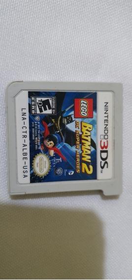 Lego Batman 2 Nintendo 3ds