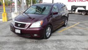 Honda Odyssey 5p Touring Minivan Aut Cd Q/c Dvd 2010