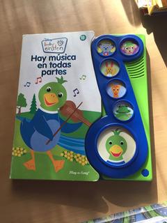 Libro Baby Einstein Hay Música En Todas Partes